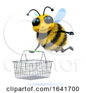3d Bee Shopperq by Steve Young
