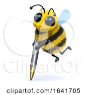 3d Honey Bee Writes by Steve Young