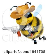 3d Cowboy Bee by Steve Young