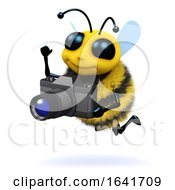3d Photographer Bee by Steve Young