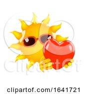 Poster, Art Print Of 3d Sun Love