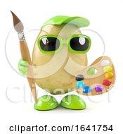3d Potato Artist