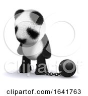 3d Baby Panda Is Held Back by Steve Young