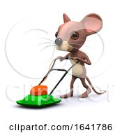 3d Lawnmower Mouse by Steve Young