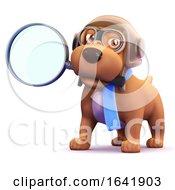 3d Pilot Dog Searching