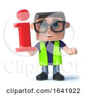 3d Health And Safety Officer Has Information