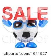 3d Football Sale
