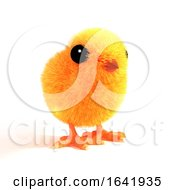 Poster, Art Print Of 3d Little Baby Chick