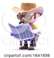 3d Cowboy News
