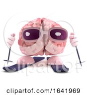 3d Brain Ski
