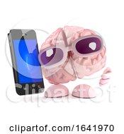3d Smartphone Brain