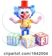 3d Clown Maths
