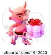 3d Devil Gift