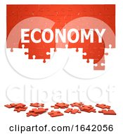 3d Economy Jigsaw Puzzle by Steve Young