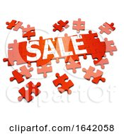 3d Sale Jigsaw by Steve Young