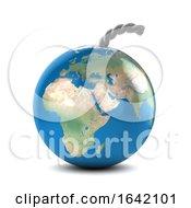 3d Earth Bomb