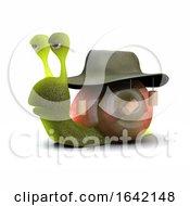 3d Australian Snail