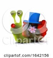 3d Snail Clown