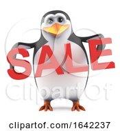 3d Penguin Sale
