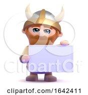 3d Viking Banner