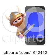 3d Viking Smartphone