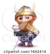 3d Viking Gamer