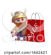 3d Viking Has Been To The Sales