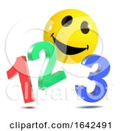3d Smiley 123