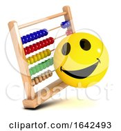 3d Smiley Abacus