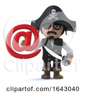 3d Pirate Captain Has An Email Address
