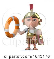 3d Roman Centurion Comes To The Rescue