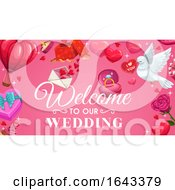 Welcome To Our Wedding Design