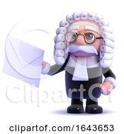 3d Judge Letter