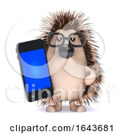 3d Hedgehog Chats by Steve Young