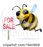 3d Bee For Sale