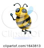 3d Waving Bee