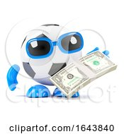 3d Football US Dollars