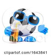 3d Football Celebrates