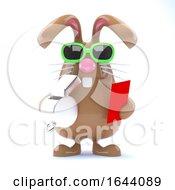 3d Referee Bunny