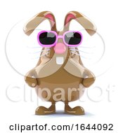 3d Chocolate Easter Bunny