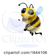 3d Mail Bee by Steve Young