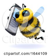 3d Bee Mobile by Steve Young
