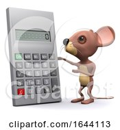 3d Mouse Using A Calculator by Steve Young