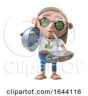 3d Hippie Stoner Offers A VIP Service