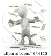 3d Little Man Has A Cash Jackpot