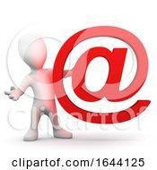 3d Little Man Has An Email Address