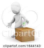 3d Little Voter