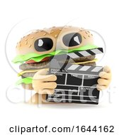 3d Beefburger Makes A Movie by Steve Young