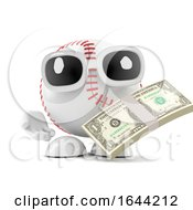 3d Baseball Has Mucho Dollars