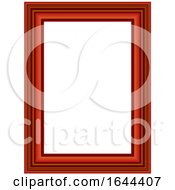 Maroon Photo Frame